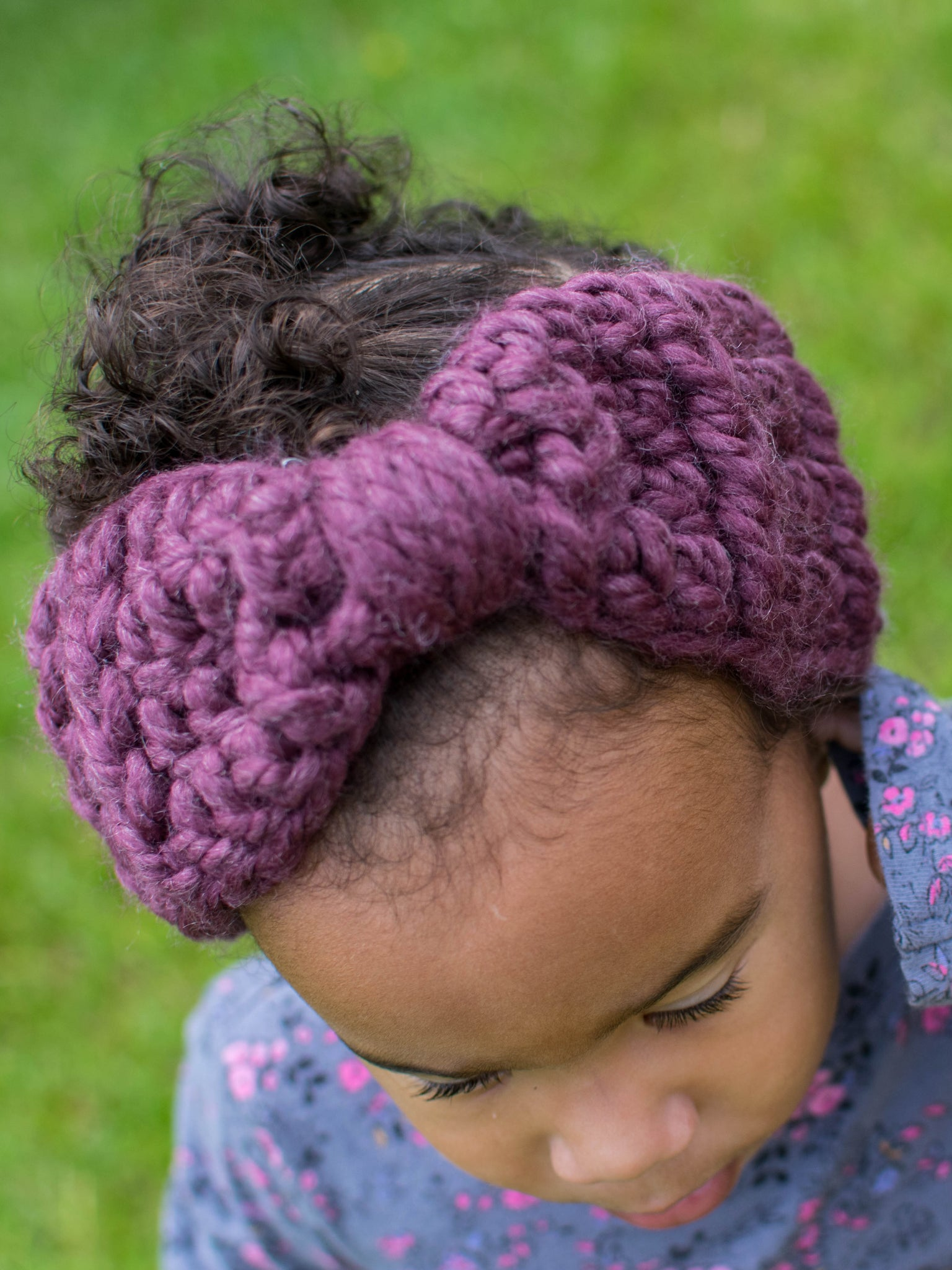 32 colors knotted bow winter headband by Two Seaside Babes