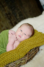 Snapdragon | newborn photo prop layering baby blanket, basket stuffer, bucket filler