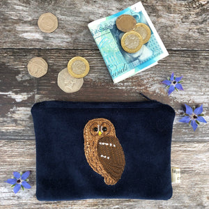 Coin purse - birds
