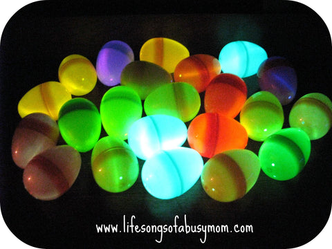 Glow In The Dark Egg Hunt