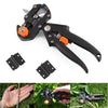 Hot Garden Tools Fruit Tree Pro Pruning Shears Scissor Grafting cutting Tool + 2 Blade garden tools set pruner Tree Cutting Tool