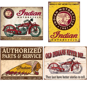 Retro Tin Signs – Karla's Gifts