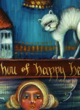 Be Thou of Happy Heart - JP1148