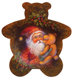 A Bear Hug for Santa - JP3197