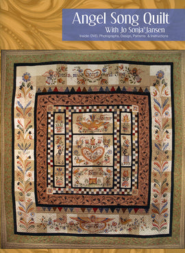 Angel Song Quilt DVD Packet - JD107