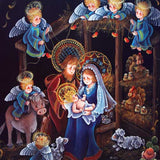 The Adoration of the Little Angels - JP3104