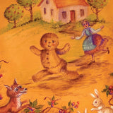 Gingerbread Man Plate - JP3114