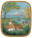 The Peaceable Kingdom of Edward Hicks - JP3278