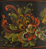 Rosemaling in the Telemark Tradition - JP3296