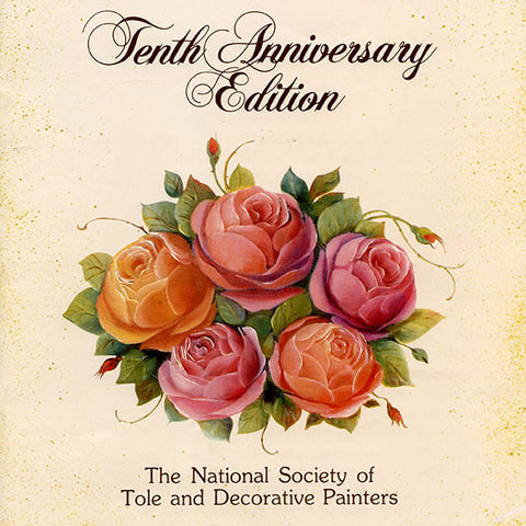 NSTDP Tenth Anniversary Edition Book and Packet - JP203