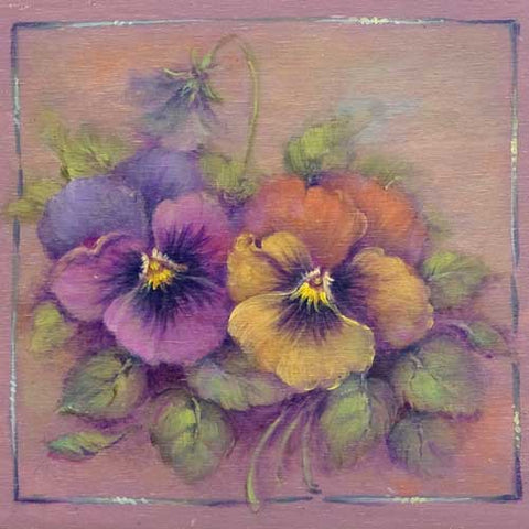 Pansy Thoughts - JP3213