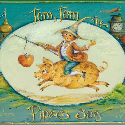 Tom, Tom the Piper's Son - JP3176