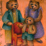 Baby Bear's Red Chair - JP3126