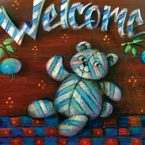 Blueberry's Welcome - JP3045