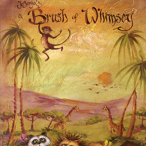 Brush of Whimsey - JP162