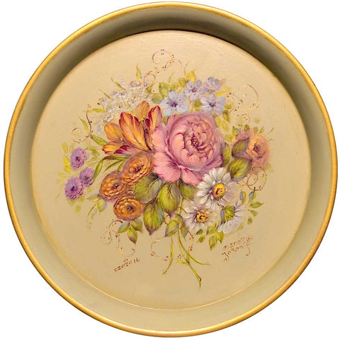 Country Garden (Round Tin) - JP3281