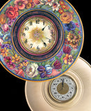 Floral Hours DVD & Clock Plate Bundle - includes FREE US shipping