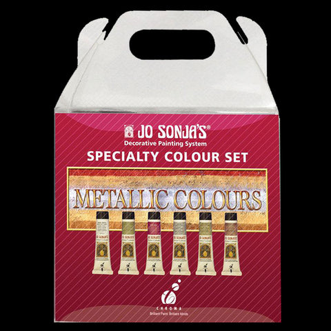 Metallic Specialty Color Set - JJ3873