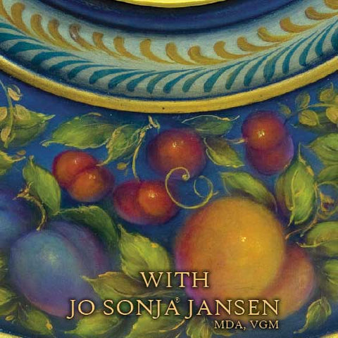 Painted Fruit DVD Packet - JD114