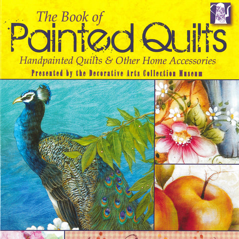 The Book of Painted Quilts - JP205