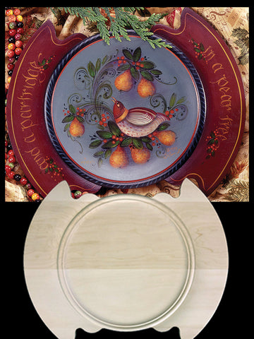 Partridge Ale Plate bundle