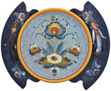 Rosemaling in the Round - JP3248