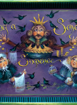 Sing a Song of Sixpence DVD Packet - JD138