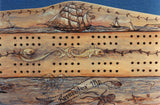 Whale Cribbage Board - JP1053