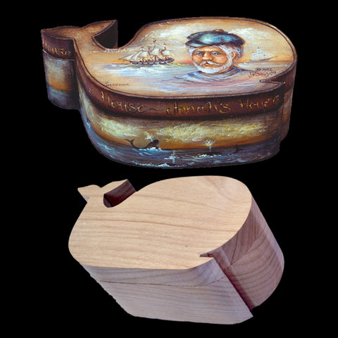 Jonah's House Whale Box - Packet Bundle - FREE (US) shipping