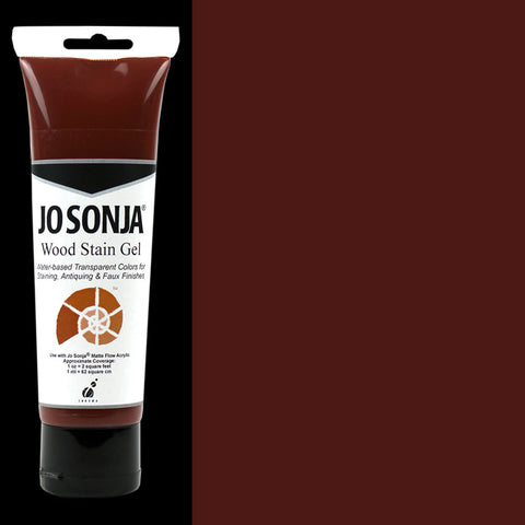 Wood Stain, Cherry - 4 Oz Tube - JJ3177
