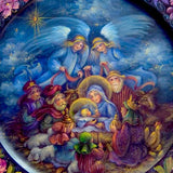 Nativity of the Flowers - JP3188 - Bundle FREE US shipping