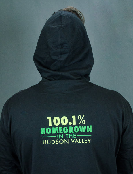 Main Logo Homegrown Hoodie (Black)