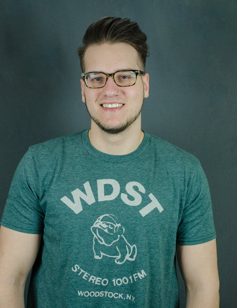 Bulldog T-Shirt (Emerald)