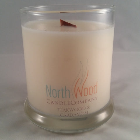 Clearance Wood Wick Soy Candle