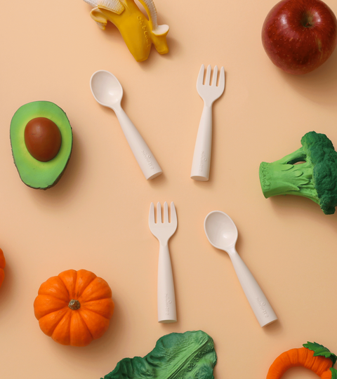 fall foods for teaching babies to self feed