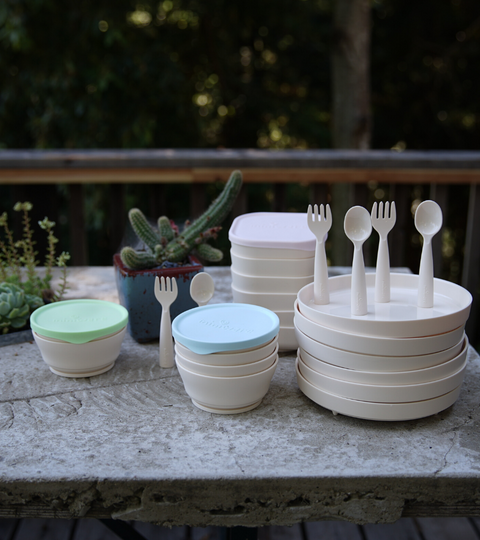 Eco-Friendly Baby Products by miniware