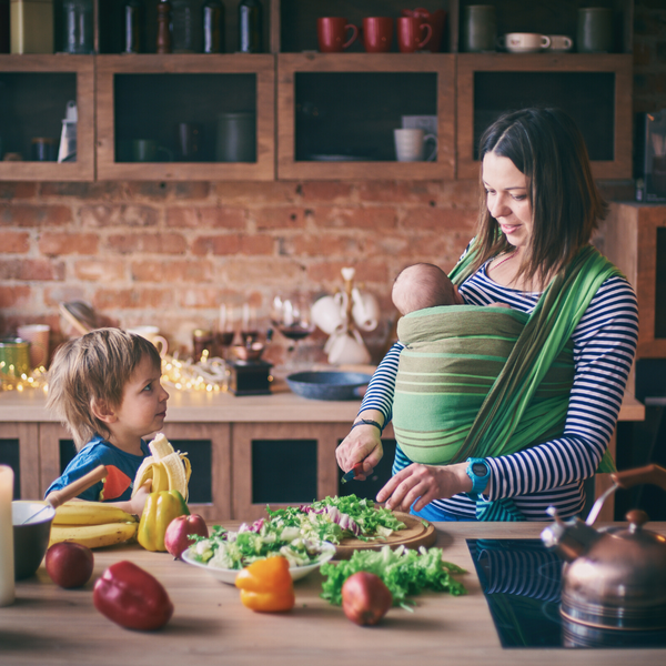 Maintaining Healthy Resolutions: Clean Eating Recipes for Families