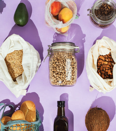 ways to do sustainable food storage in 2020 by miniware