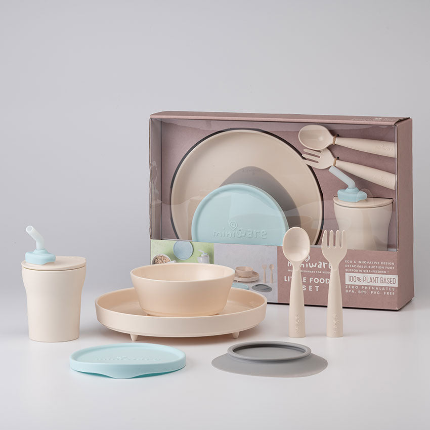 natural dishware for kids