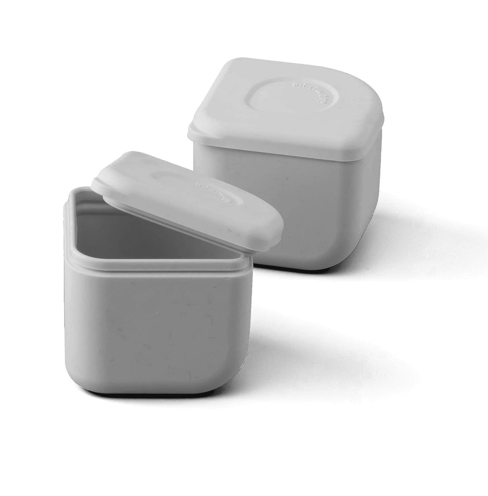 Silipods 2-pack Dove Grey