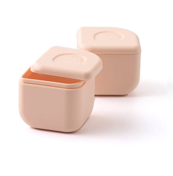 Silipods 2-pack Peach