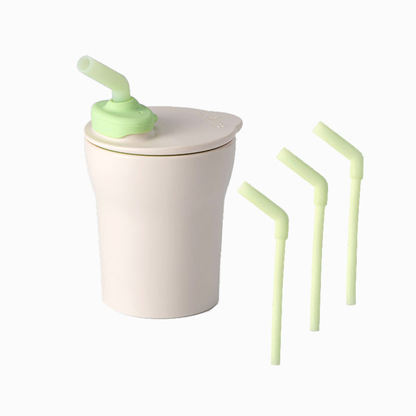 1-2-3 Sip! + Straws Key Lime bundle