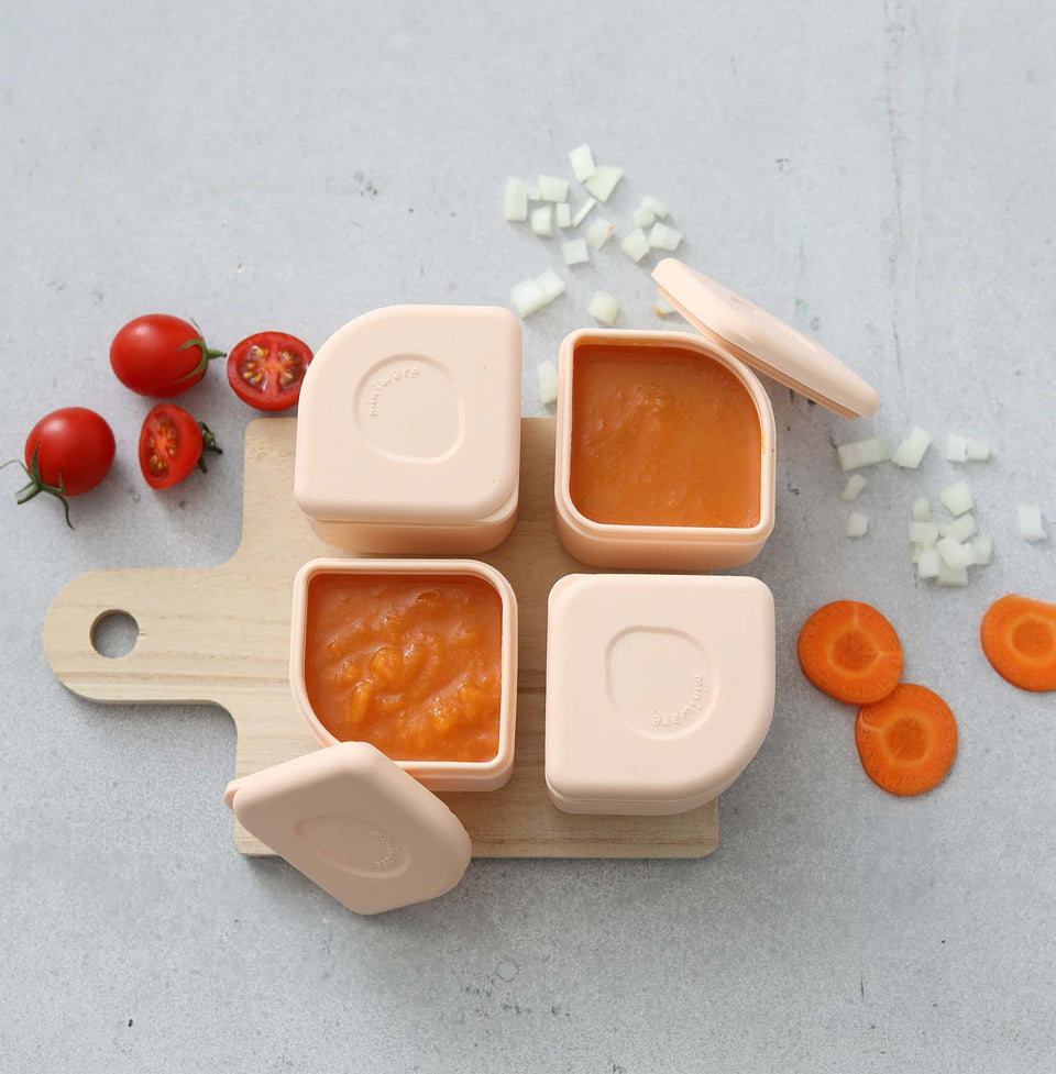 GrowBento Puree Set (2 Color Combos)