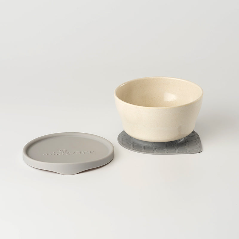 Cereal Bowl Silicone Lids (2 pack)