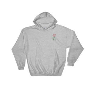 Discovering Heart - Rose Sweatshirt - Discovering Heart