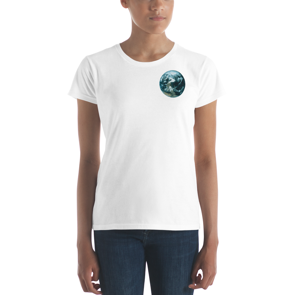 Discovering Heart - Atmosphere Women Shirt - Discovering Heart