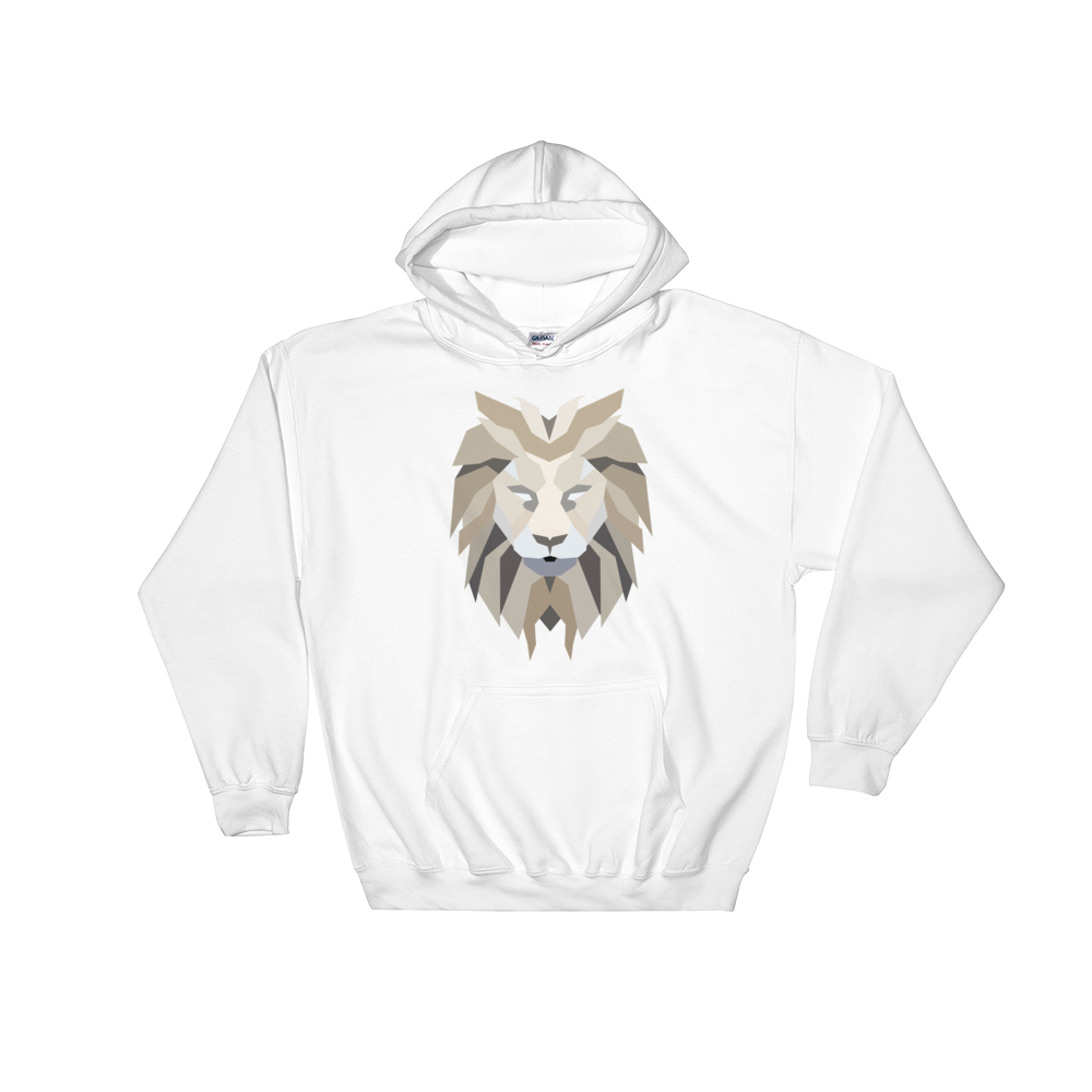 Discovering Heart - Lion Sweatshirt - Discovering Heart