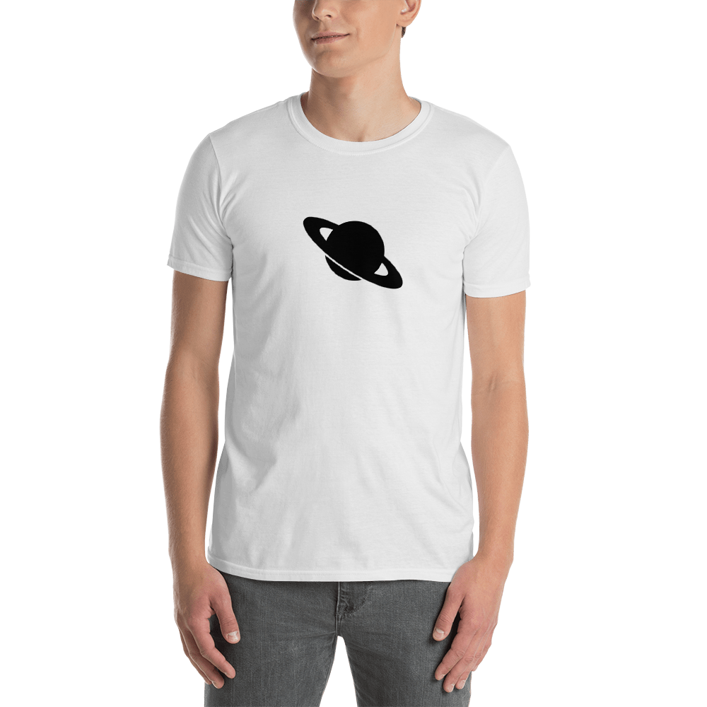 Discovering Heart - Planet Unisex Shirt - Discovering Heart
