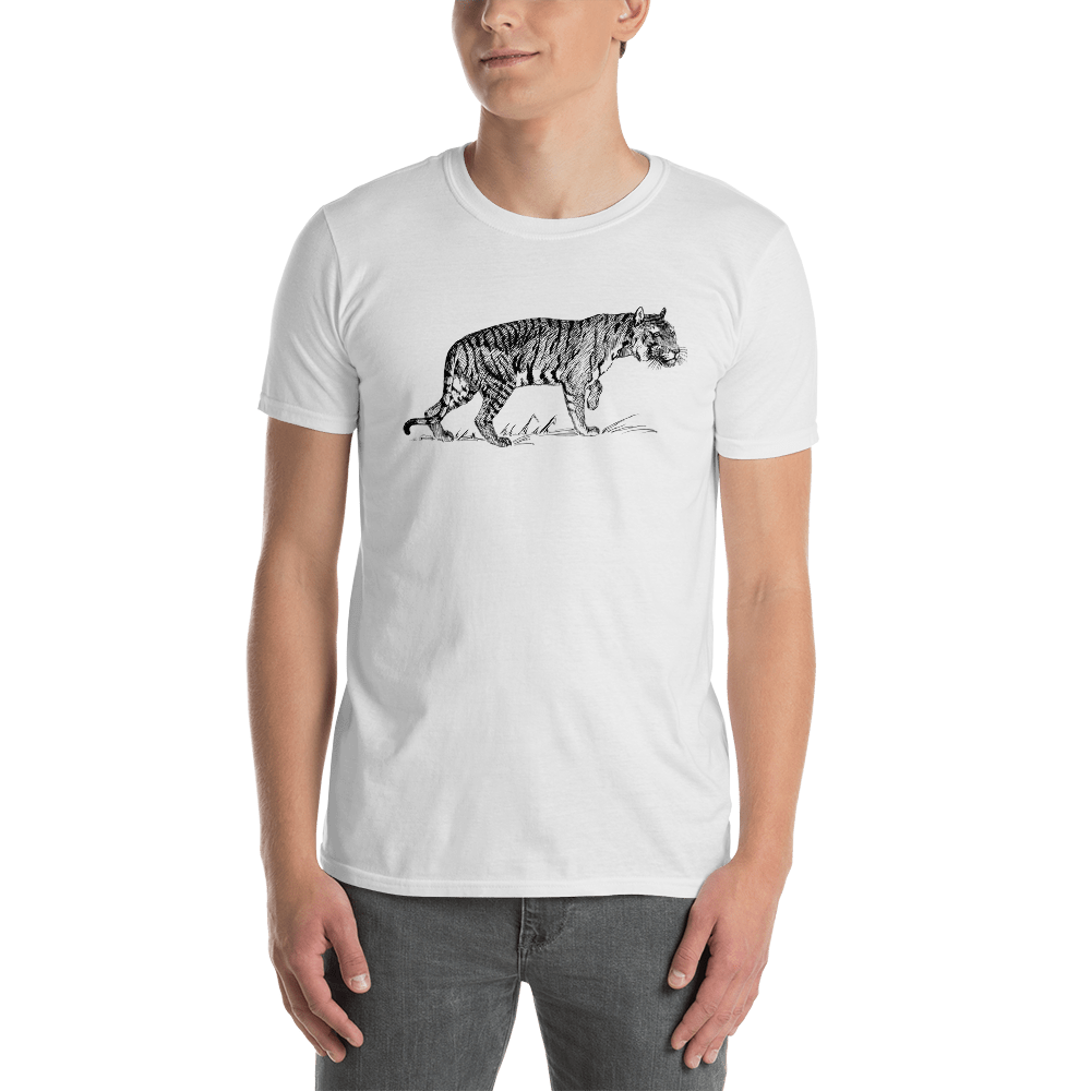 Discovering Heart - Tiger Unisex Shirt - Discovering Heart