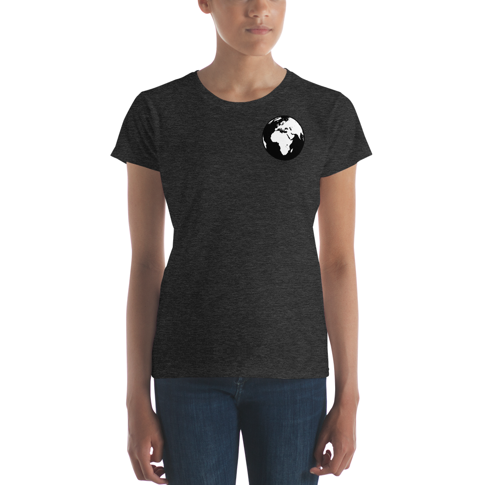 Discovering Heart - Africa Women Shirt - Discovering Heart